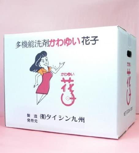 【最大800円オフクーポン配布中!】かわゆい花子 10kg 業務用 酸素系多目的洗剤