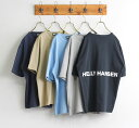 SALE20%OFF// HELLY HANSEN ヘリーハンセン ショートスリーブバックロゴティー メンズ S/S Back Logo Tee HE62029
