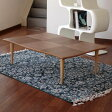 ・ナミ v.2 リビングテーブル 120(残2台)・こたつタイプもございます。・日本製 国産品 ・北欧 ミッドセンチュリー スタイル ・おしゃれな 座卓 ちゃぶ台 ローテーブル 北欧・長方形 木製 ・Room next オリジナルデザイン デザインテーブル