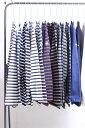 【送料無料】Orcival(オーシバル)cotton lourd #B211 定番バスクシャツ Stripe/solid 13color 2016'A&W 【U...