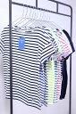 【2020'春夏】Orcival(オーシバル)40/2 STRIPE フレンチスリーブ ワイドカットソー #RC-9225 13color 2020'S/S【Lady's】