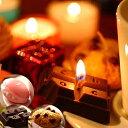 ショッピングクリスマスイルミネーション キャンドル アロマキャンドル アロマ・キャンドル アロマ クリスマス イルミネーション クリスマスイブ ハロウィン[ プチスイーツキャンドル ]