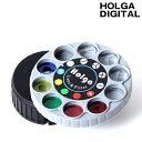 HOLGA DIGITAL ホルガデジタル ホルガ デジタル レンズ holga Filter Wheel フィルターホイール ホルガレンズ HOLGAレンズ レンズ 便利グッズ カメラ デジカメ トイカメラ トイデジ デジタルカメラ トイデジカメ コンデジ アクセサリー[ Holga Digital Filter Wheel ]