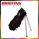 BRIEFING ブリーフィング CR-2 ゴルフバック