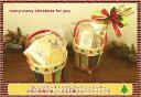 クリスマス お菓子のバスケット プレゼント クッキー 焼き菓子