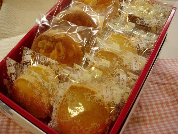 マドレーヌ&クッキー(送料別)の商品画像