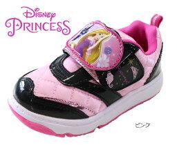 【ラプンツェル】【ディズニー 靴】【ディズニー プリンセス】【Disneyzone】【ディズニー キッズ】 ディズニー 靴 キッズスニーカー ピンク ジュニア キッズ 子供靴 女の子 7040