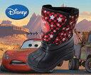 【カーズ】【ディズニー】【Disneyzone】【cars】【マックイーン】 6685 ブーツ スノーブーツ ウィンターブーツ ジュニア キッズ 子供靴 男の子...