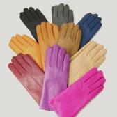 イタリア 手袋 ワンラインレザーグローブ P1110WBOERIO ボエリオ レディース革手袋通常価格9800円