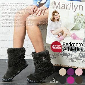 BedroomAthletics ベッドルームアスレチクス マリリン カラフル フェイクファー
