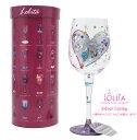 【正規品】Lolita(ロリータ)SILVER LINING WINE GLASS シルバーライニング ワイングラスかわいい セレブ愛用 ブランド お洒落 新品...