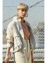 [Rakuten Fashion]【SALE/50%OFF】リネンマウンテンジャケット ROSE BUD ローズバッド コート/ジャケット コート/ジャケットその他 ホワイト ベージュ【RBA_E】【送料無料】