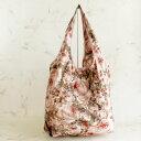 ルドゥーテローズエコバッグ/メール便可 花柄 薔薇雑貨姫系雑貨 母の日 可愛い おしゃれ