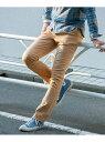 [Rakuten Fashion]【SALE/60%OFF】スリムストレッチチノパンツ ROSSO アーバンリサーチロッソ パンツ/ジーンズ パンツその他 ブラック ベージュ グレー ネイビー【RBA_E】