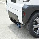 【MARVELOUS T2】ダイハツ タフト 2WD ターボ マフラーカッターW出しデザイン TAFT DAIHATSU LA900S