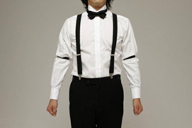 【RN】 アームバンド(ブラック) シャツの袖...の紹介画像3