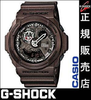 ★ reviews in Quo card 3千 Yen-★ Casio g-shock GA-300A-5AJF casio g-shock CASIO watch men's casio watch brown g-shock GA-300 Series Casio watches ladies watch for men