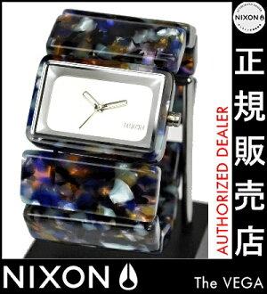 NIXON WATCH NA7261116-00 Vega WATERCOLOR ACETATE