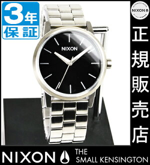 NIXON WATCH NA361000-00 SMALL KENSINGTON BLACK