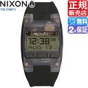 ニクソン 腕時計 送料無料 [正規3年保証] NA336001 ニクソン コンプS レディース NIXON 時計 COMP S ALL BLACK メンズ デジタル スケル..