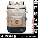 ニクソン スワミス ニクソン リュック ニクソン バッグ nixon SWAMIS リュック おしゃれ nixon リュック メンズ リュックサック バックパック 通学 通勤バッグ 旅行