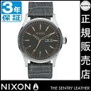 ニクソン セントリー レザー ニクソン 腕時計 メンズ 腕時計 NIXON 時計 NIXON SENTRY LEATHER 腕時計 NIXON 腕時計 ニクソン nixon 時計