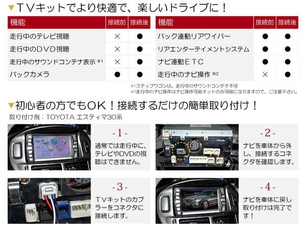 【送料無料】【3年保証】テレビキット VXM-...の紹介画像2