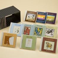 朗読 日本童話名作選「でんでんむしのかなしみ」CD15枚組