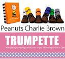 5%OFFSALEスヌーピー Peanuts Snoopy みんな大好きピーナッツシリーズ登場★PEANUTS BABY SOCKS Charlie Brownチャリーブラウン 6PAIRSベビーソックス 6ペアトランペット