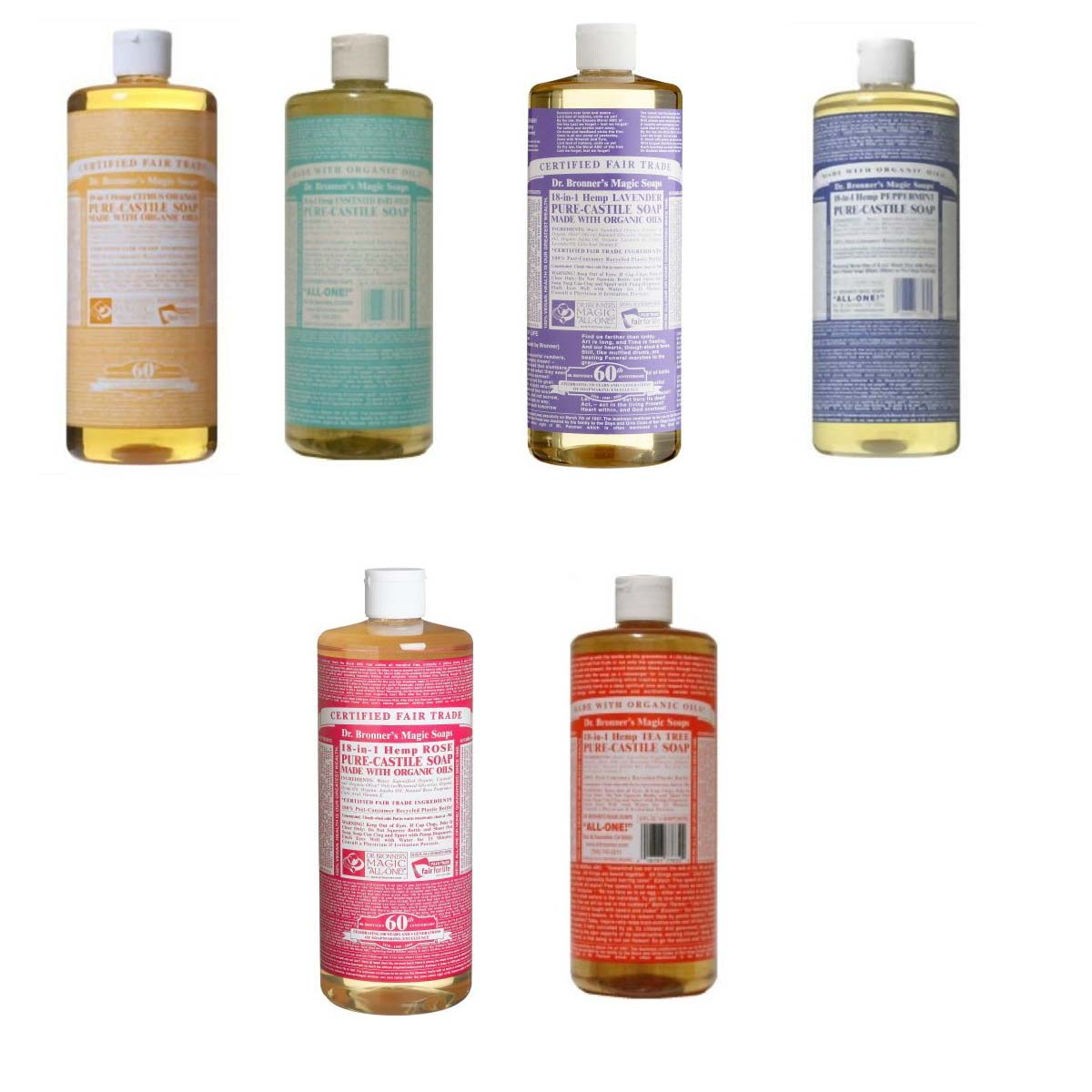 Ml(organic liquid soap 472 ml fs3gm