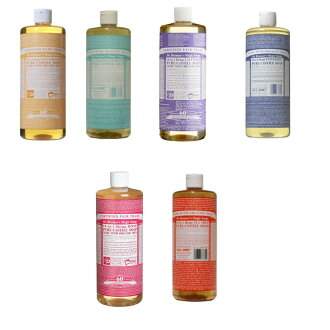 Ml(organic liquid soap 944 ml fs3gm