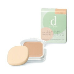 Shiseido Shiseido d program medicated concealers (refill) [with more than 20000 yen (excluding tax)]
