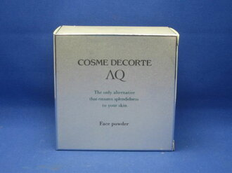 Kose Decorte AQ face powder 001 fs3gm