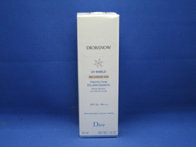Christian Dior dior Snow whitening UV protection 50BB 020