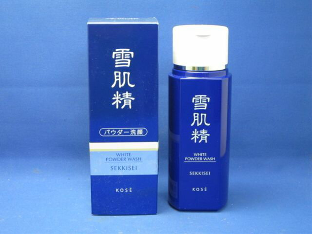 Kose sekkisei fine white powder wash 100 g