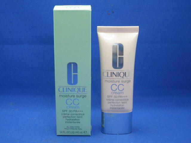 Clinique moisture surge CC cream 30 40 [at more than 20,000 yen (excluding tax)]