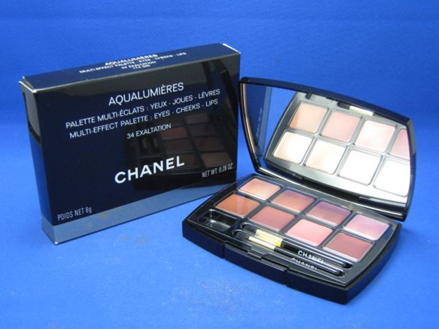 Chanel aqualumiere 34 agbontation