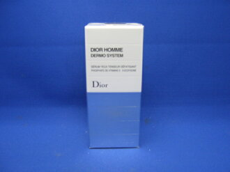 Christian Dior Dior Homme dermo system serameutencerdifatig 15 ml [with more than 20000 yen (excluding tax)]