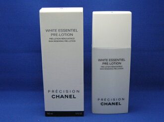Chanel white esencial pre lotion 150 ml CAHNEL (Chanel) [with more than 20,000 yen (excluding tax)], [Rakuten BOX receipt item] [05P01Oct16]