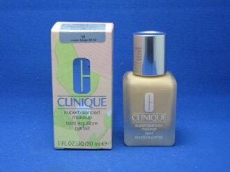 Clinique makeup スーパーバランスド 64 689 cream beige fs3gm
