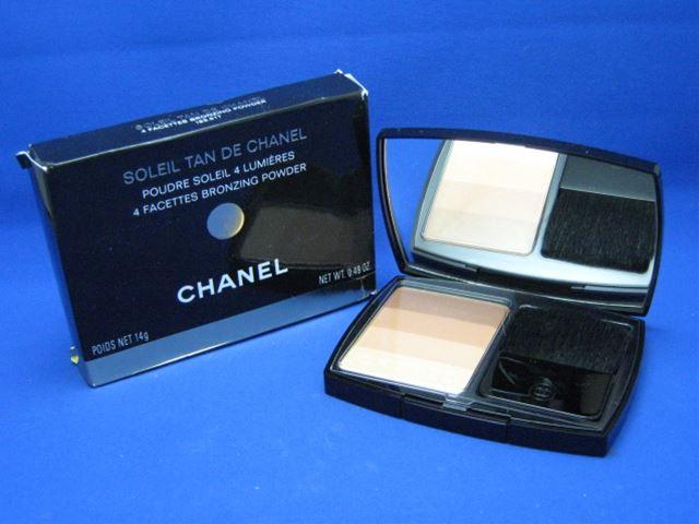 Chanel ソレイユタンキャトルルミエールサン dance 4 fs3gm