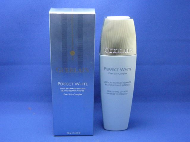 Guerlain perfect white refreshing lotion 200 ml fs3gm
