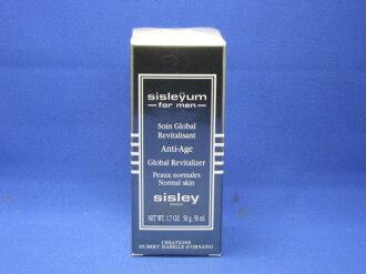 Sisley シスレイヤムフォーメンアンチエイジグローバルリバイタライザー normal skin 50 ml fs3gm