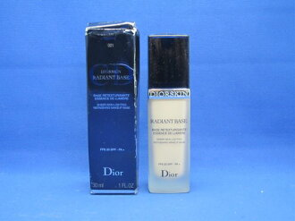 Christian Dior-based diorskinradiant 001