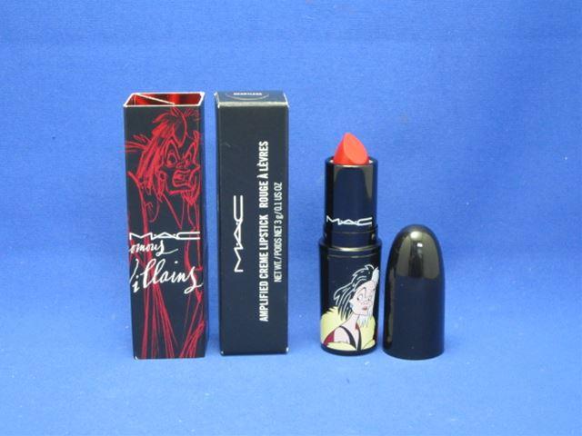 M-A-C (Mac) lipstick ディズニーコラボ fs3gm
