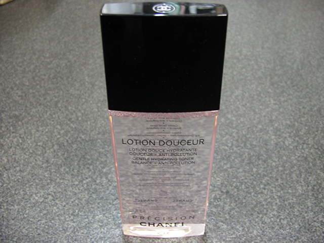 Chanel precision balancing lotion (LOTION DOUCEUR) 200 ml CAHNEL (Chanel).