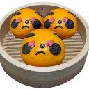 【中華まん】激辛パンダまん/3ヶパック(冷凍肉まん) 02P01Feb14 【RCP】