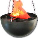 中華料理店舗内装に!炎が揺れる!吊り下げ火鍋ランプ【電飾ライト】 02P01Oct16