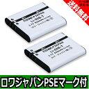 ●定形外送料無料●【2個セット】『Ricoh/リコー』DB-100 互換 バッテリー 【ロワジャパン社名明記のPSEマーク付】
