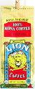 ライオンコーヒー・100%コナコーヒー/KONA・24KARAT・粉タイプAD